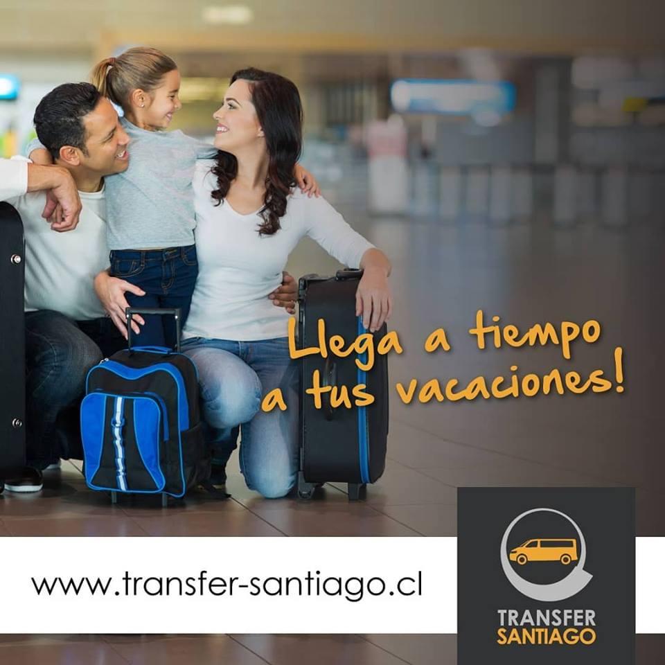 Transfer Santiago - Banner publicitario