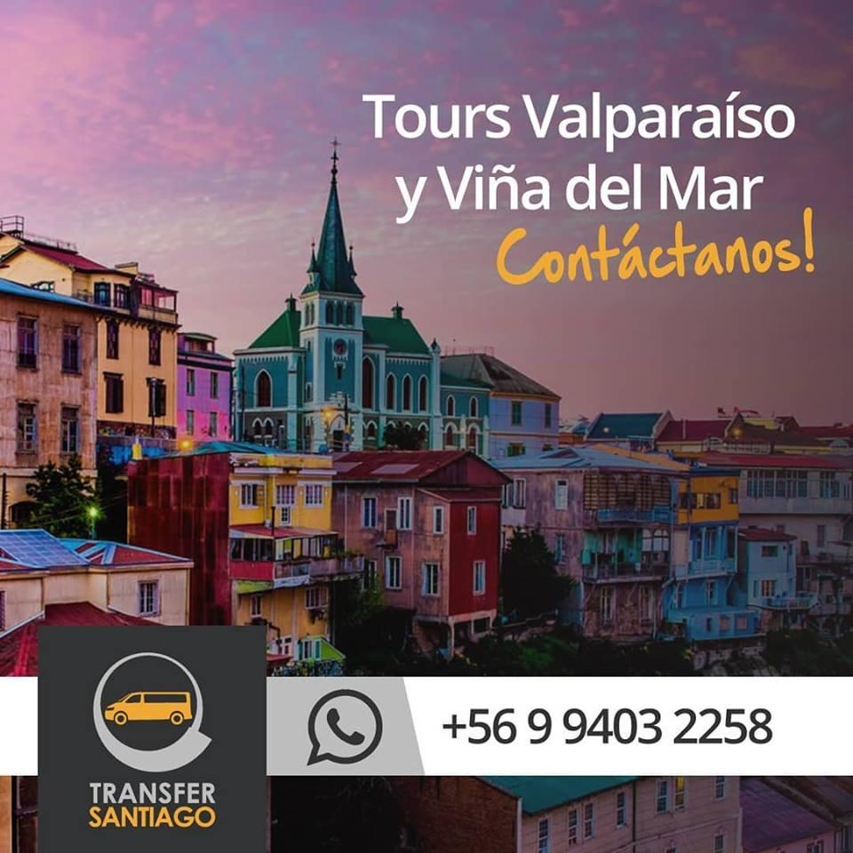 Tour a Valparaíso y Viña de Mar